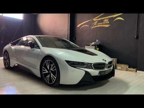BMW I8 con nuestro sistema ASR!! El mejor sistema del Mercado!!