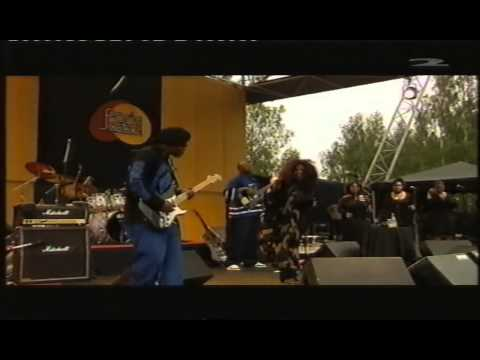Chaka Khan Live In Pori Jazz 18.7.2002 (Full concert)