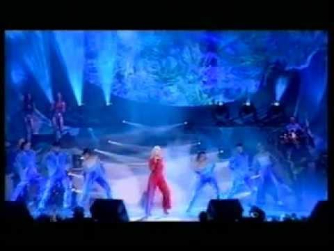Лариса Долина - Льдинка (live,