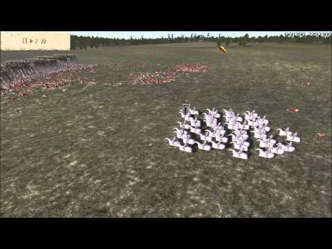 Rome Total War Online Battle #2045: Free-For-All (20k)