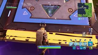 FORTNITE HOW TO TRAVEL LOOT LAKE IN 1  SECOND