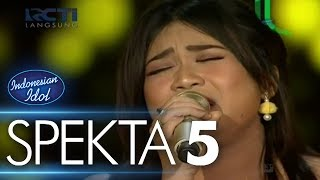 JODIE - TRUE COLORS (Cyndi Lauper) - Spekta Show Top 10 - Indonesian Idol 2018