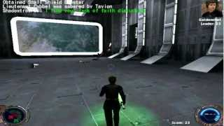Star Wars Jedi Knight 2 Jedi Outcast   Multiplayer gameplay commentary HD