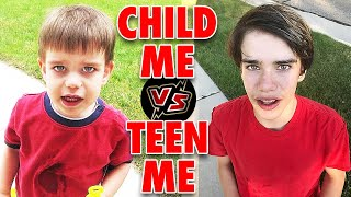 Child You vs Teen You | Ethan Fineshriber