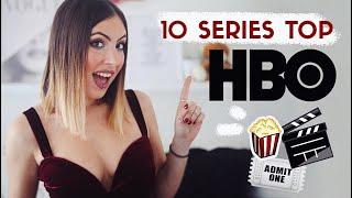 🎬 10 SERIES TOP que puedes encontrar en HBO! 🍿