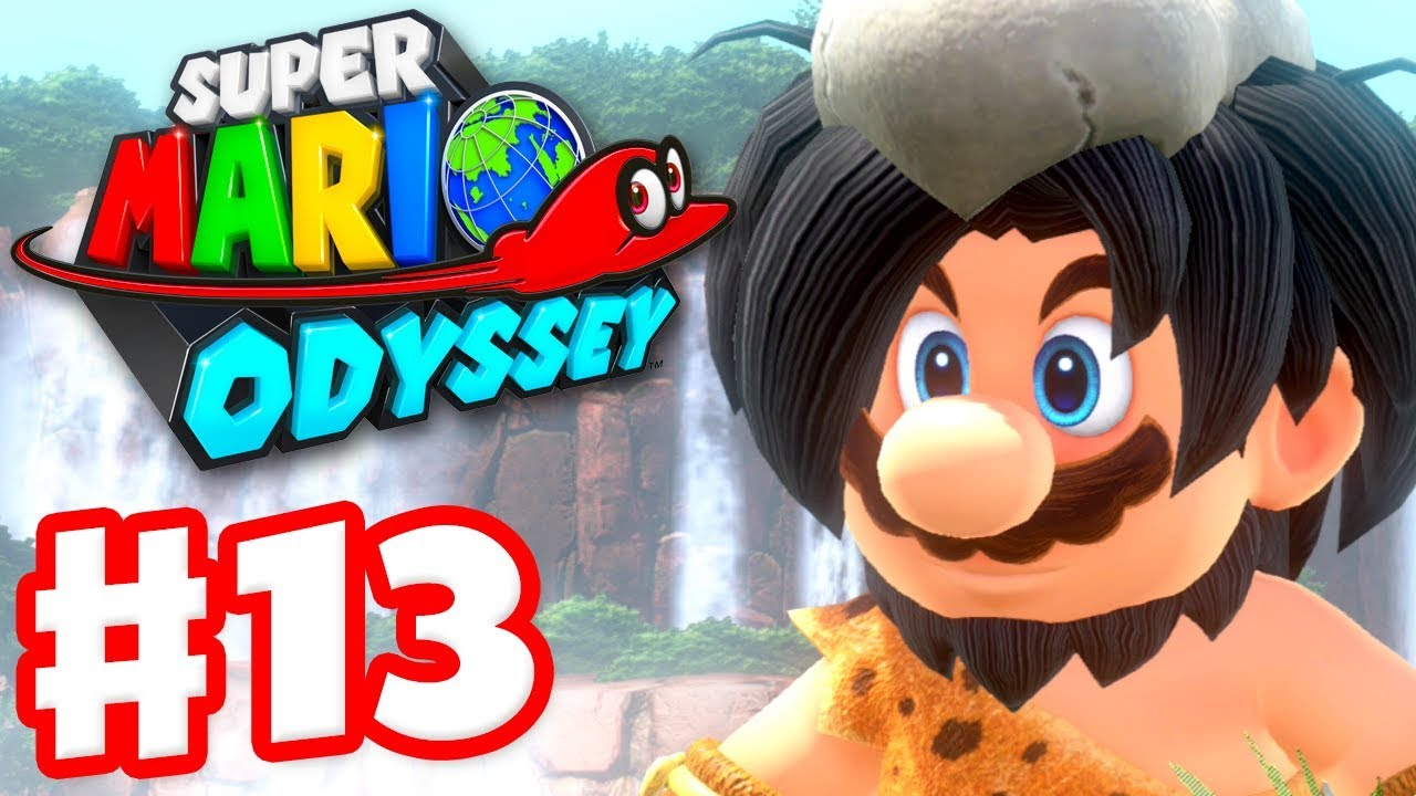 Super Mario Odyssey - Gameplay Walkthrough Part 13 - Return to Cascade  Kingdom! (Nintendo Switch)
