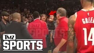 Anthony Kiedis Flipped Off, Cussed Out Rockets Staffer During Lakers Brawl   TMZ Sports