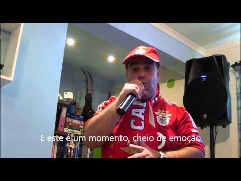 Baixar Cantando (Bailando) (Benfica )Júlio Panão (Enrique Iglesias)Video