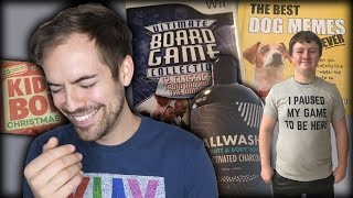 THE WORST CHRISTMAS GIFTS OF 2019 (YIAY #494)