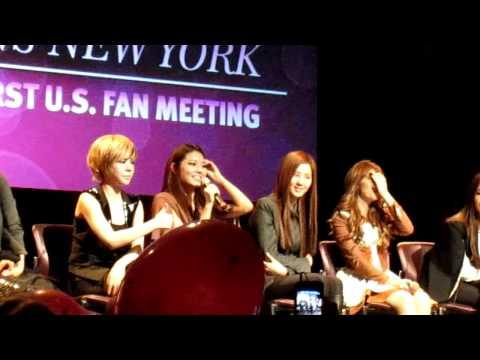 SNSD Jessica sings Tamia's