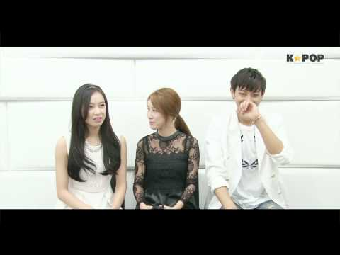 Interview with Zhang Li Yin for her MV, 'Agape' starring VICTORIA and TAO