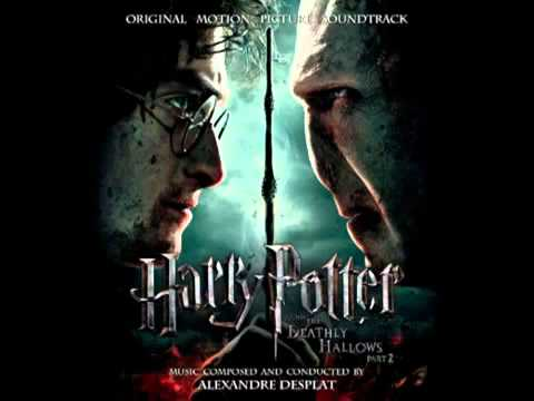 18. Harrys Sacrifice - Harry Potter and the Deathly Hallows Part 2 Soundtrack Full,