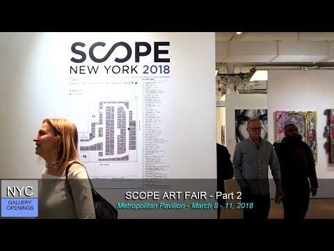 SCOPE ART FAIR 2018 - Part 2