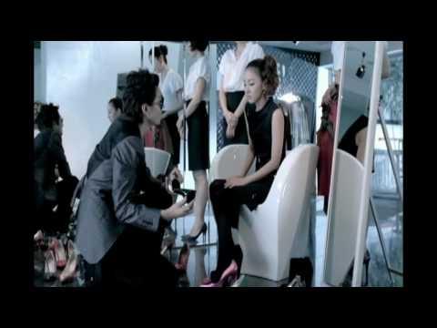 2NE1 Dara - KISS (with Lee Min Ho)