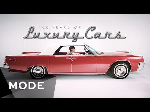 100 Years of Luxury Cars  ★  Glam.com