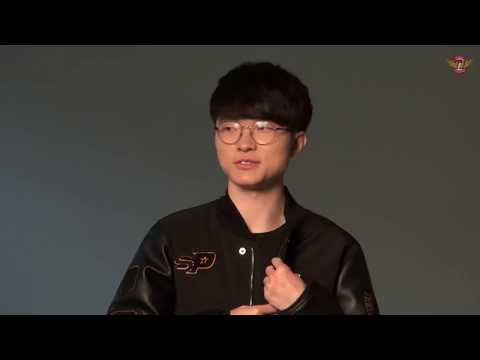 EP61. Faker's somewhat embarassing filming scene!![T1 CAMERA]