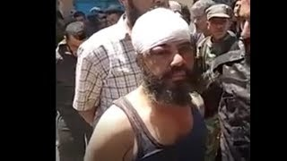 """Faces of the South Syrian caliphate (after meeting the fist of the """"Tigers"""" )"""