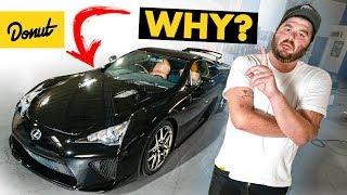 Why the Lexus LFA Failed…Or Did It?   Bumper 2 Bumper