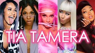 Doja Cat, Rico Nasty - Tia Tamera (TikTok Mashup ft. Nicki Minaj, Megan Thee Stallion & Cardi B)