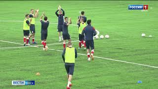 Футбольный клуб «Иртыш» сегодня проведет последний домашний матч в этом году