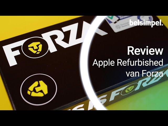 Belsimpel-productvideo voor de Apple iPhone 8 256GB Zwart Refurbished