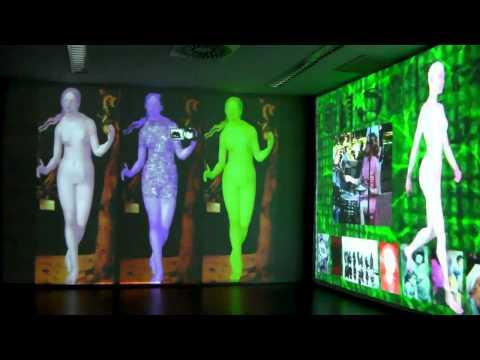 Video Instalación E-Virgenes