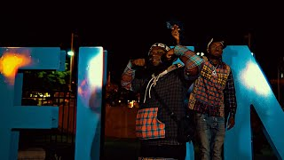 Louie Ray X Rio Da Yung OG - Can't Smoke (Official Video) Shot By: 2M Digital [Prod By: Wayne616]