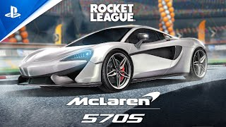 Rocket league :  bande-annonce