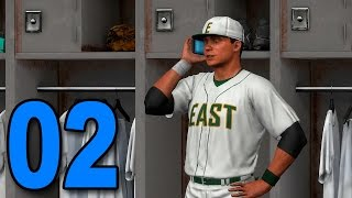 MLB 17 Road to the Show - Part 2 - THE MLB DRAFT!