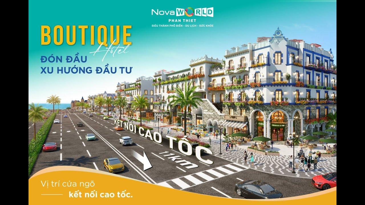 5% sở hữu khách sạn mini ngay biển Phan Thiết - cam kết thuê 1.6tỷ tặng NT 1tỷ CK 16% 093703776 video