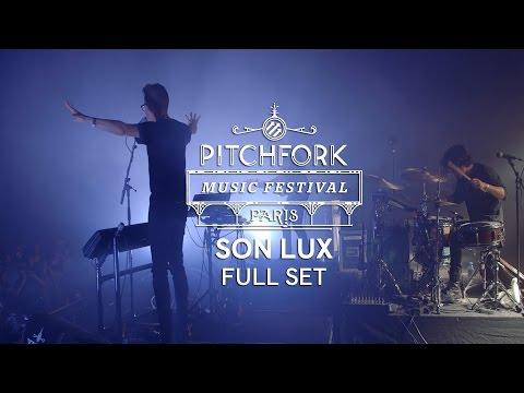 Son Lux | Full Set | Pitchfork Music Festival Paris 2014 | PitchforkTV
