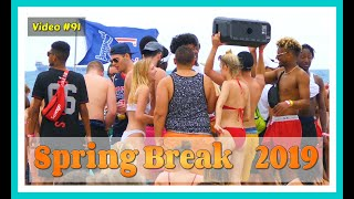 Spring Break 2019 / Fort Lauderdale Beach / Video #91