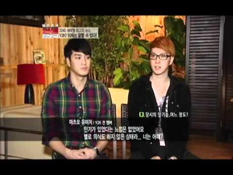 [enews24.net] 꽃미남밴드 Y2K 마츠오 형제, 한국 떠난 10년간..