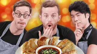 The Try Guys Cook Dumplings Without A Recipe