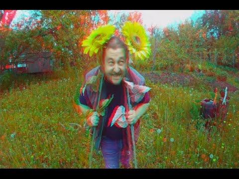 Comedian in Village 3D! 3D VIDEO