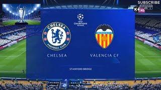 Chelsea vs Valencia 2019/20 Vòng Đấu Bảng Cúp C1 Châu Âu Ngày 18_9_2019 FIFA19