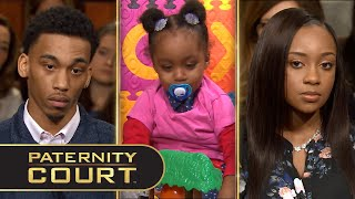 Double Timing Two Men To Be The Father? (Full Episode) | Paternity Court