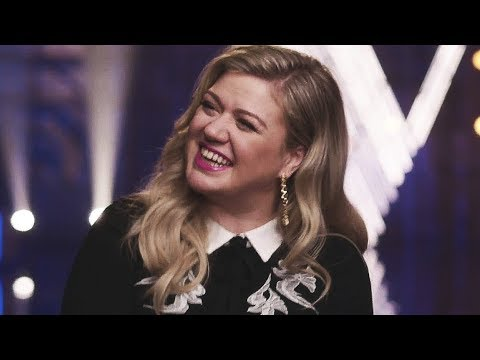 Kelly Clarkson | Funny/Cute Moments in 2018! [Part 1]