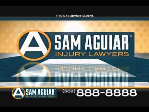 To the big insurance companies, you're just a name they don't know and a face they won't see. We'll get there attention and make your claim one the insurance companies can't ignore. And, with our no fee guarantee if we don't win, you don't pay us anything. Call Aguiar Injury Lawyers for a free no obligation case evaluation.  Hurt in a car? Call Sam Aguiar!   Call (502) 888-8888 or (502) 400-6969 http://www.aguiarinjurylawyers.com/personal-injury-practice-areas/auto-accident/