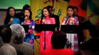 Khi Gie Xu Vo Long, Anh Sang Cho Doi, Nhin Len Cha Thanh