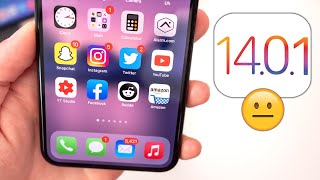 iOS 14.0.1 Released - What's New?