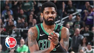 Kyrie Irving dominates | Celtics vs Bucks Game 1 | 2019 NBA Playoff Highlights
