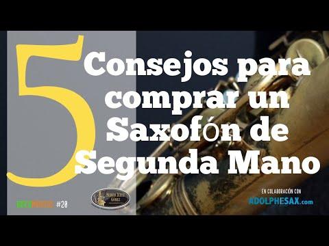 BricoMúsicos # 20: 5 Consejos para comprar un Saxofón de segunda mano