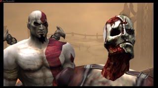 God of War 1 - God Mode #9, Pandora's Temple