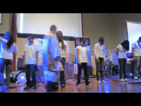 coreografia cristiana