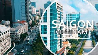 """Ho Chi Minh City (Saigon) - Vietnam Travel Guide   Flycam TP Hồ Chí Minh - """"Hòn Ngọc Viễn Đông"""""""