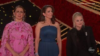 Tina Fey, Maya Rudolph, and Amy Poehler's Oscars 2019 Introduction