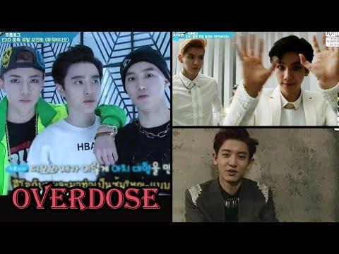 [ซับไทย] 140508 EXO - เบื้องหลังเอ็มวี Overdose