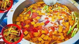 'Căng bụng' với tô bún riêu cua 15k ở Sài Gòn | saigon food