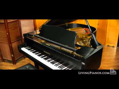 Yamaha c3 conservatory grand piano for sale online piano for Yamaha u1 silent piano review
